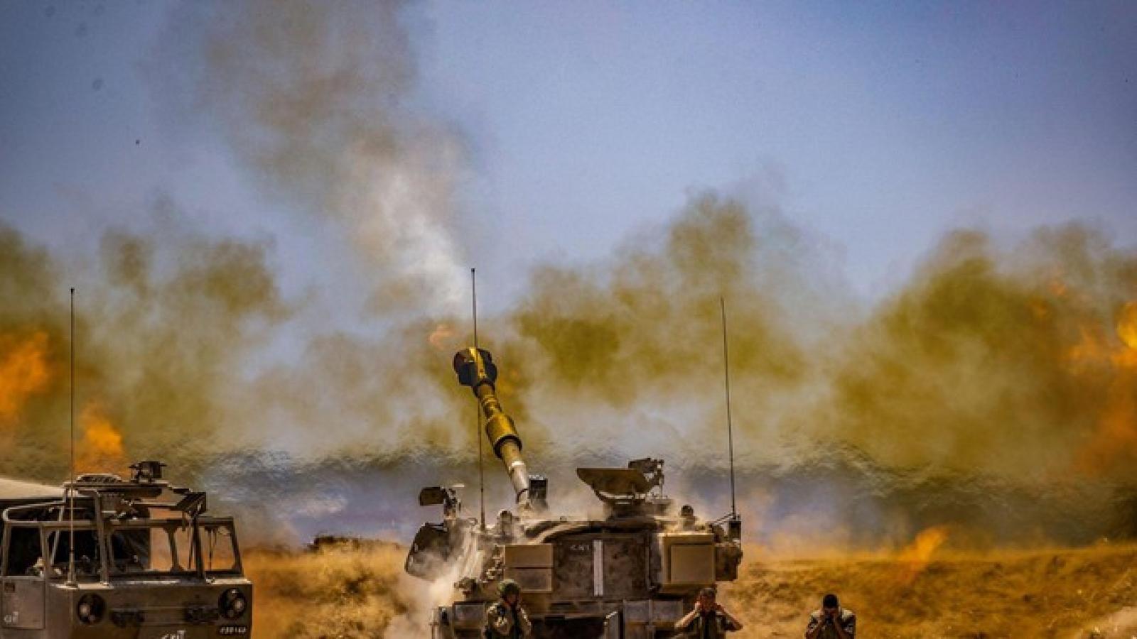 """Chiến thuật """"cắt cỏ"""" của Israel có khiến Hamas e ngại?"""