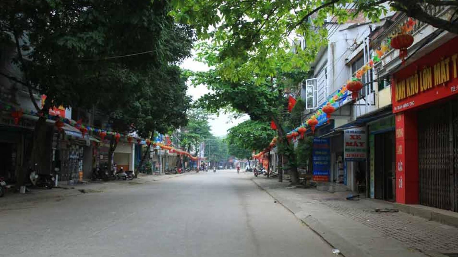 Gỡ phong tỏa các khu vực liên quan đến dịch bệnh Covid-19 ở thị xã Nghĩa Lộ (Yên Bái)