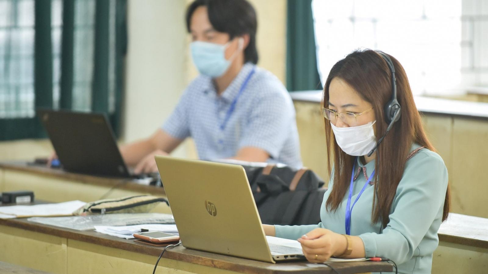 Do dịch Covid-19, ĐH Bách khoa Hà Nội tuyển sinh bằng phỏng vấn trực tuyến