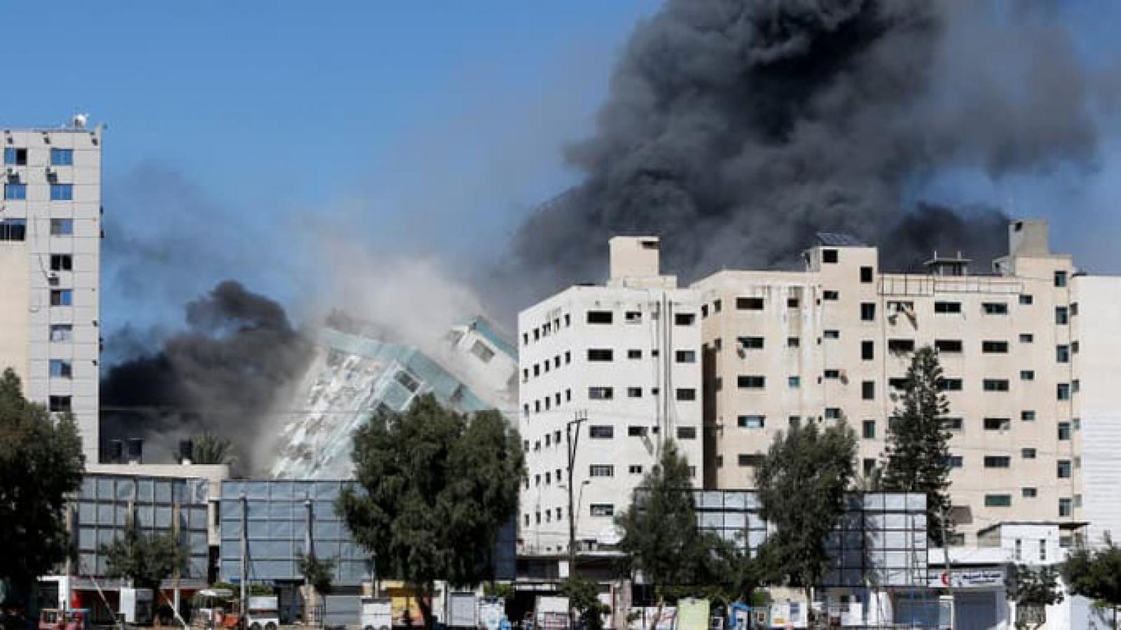 Xung đột Israel-Palestine bước sang tuần thứ 2, nguy cơ tái diễn kịch bản giao tranh 2014
