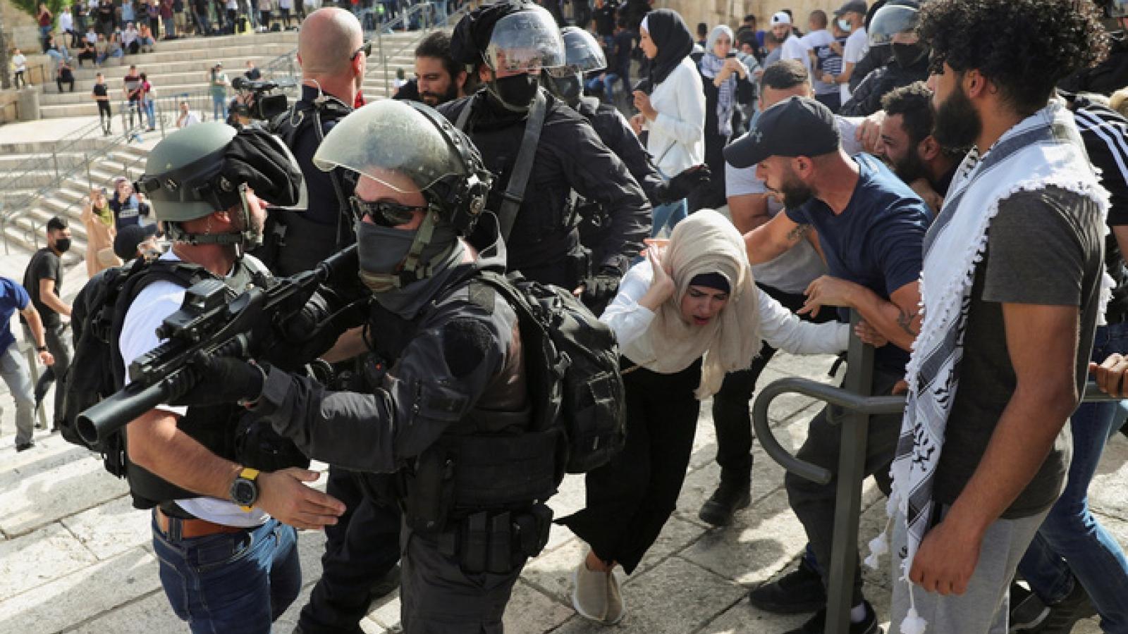 Tổng thống Palestine: Jerusalem là chìa khoá cho hoà bình và an ninh khu vực