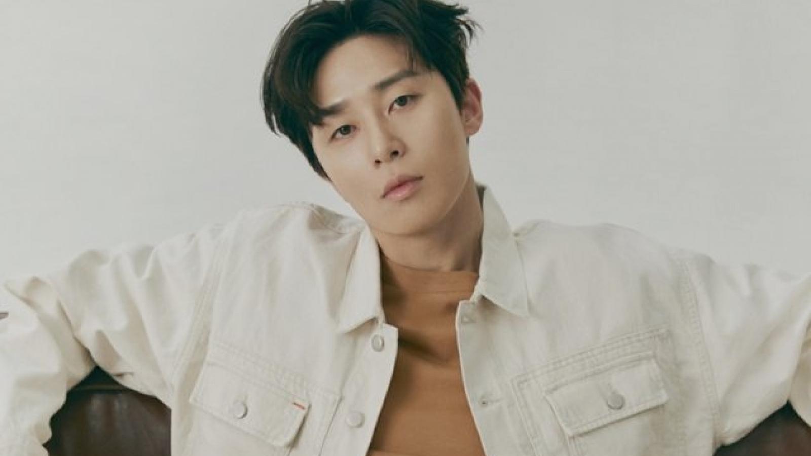 """Park Seo Joon tái xuất màn ảnh với biên kịch """"Người thầy y đức"""""""