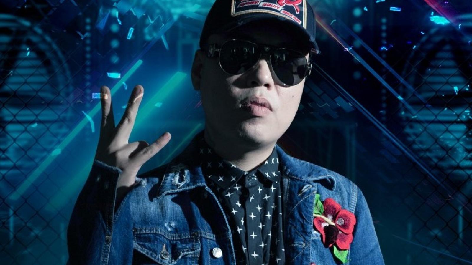 """Rapper LK xác nhận ngồi """"ghế nóng"""" Rap Việt mùa 2"""
