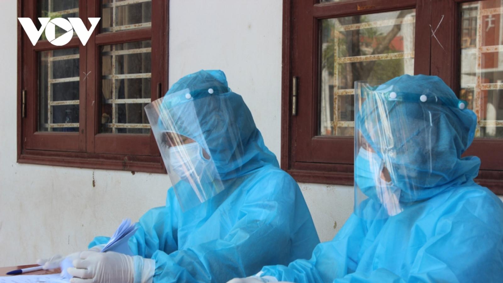 Hà Nội cử 20 chuyên gia y tế hỗ trợ Bắc Giang khoanh vùng, dập dịch