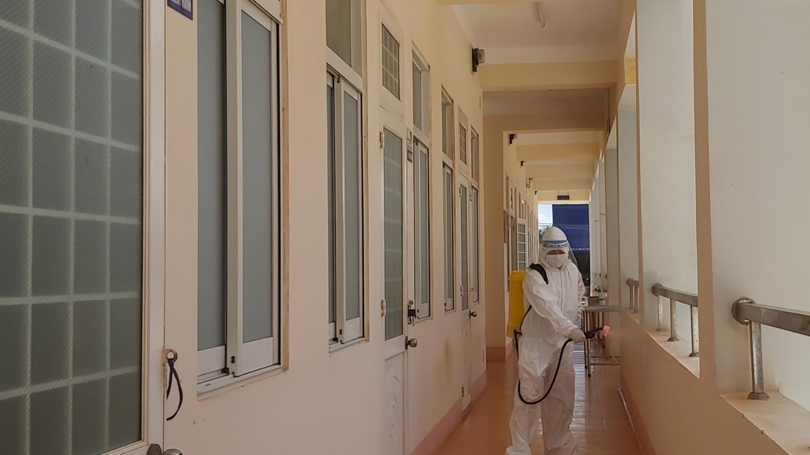 Đắk Lắk: Hai trường hợp F1 của ca bệnh 3404 đã có kết quả xét nghiệm âm tính lần 1
