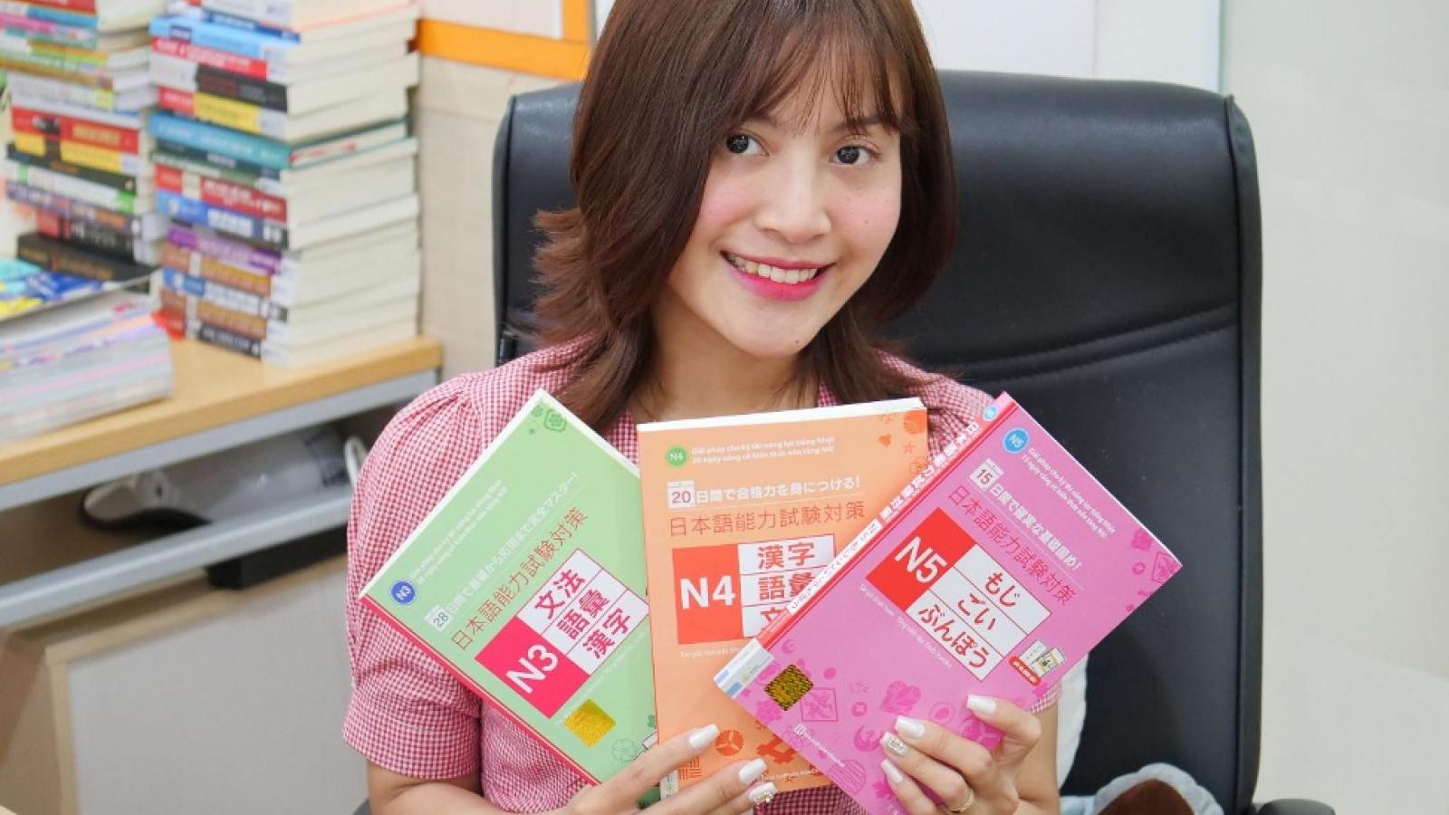 Ra mắt bộ sách giúp người học tiếng Nhật hiệu quả nhất