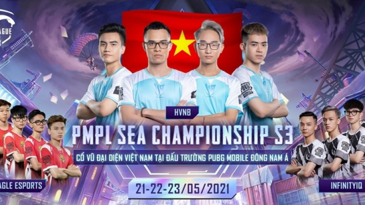 Vietnamese e-sport teams to compete at PMPL SEA Championship S3