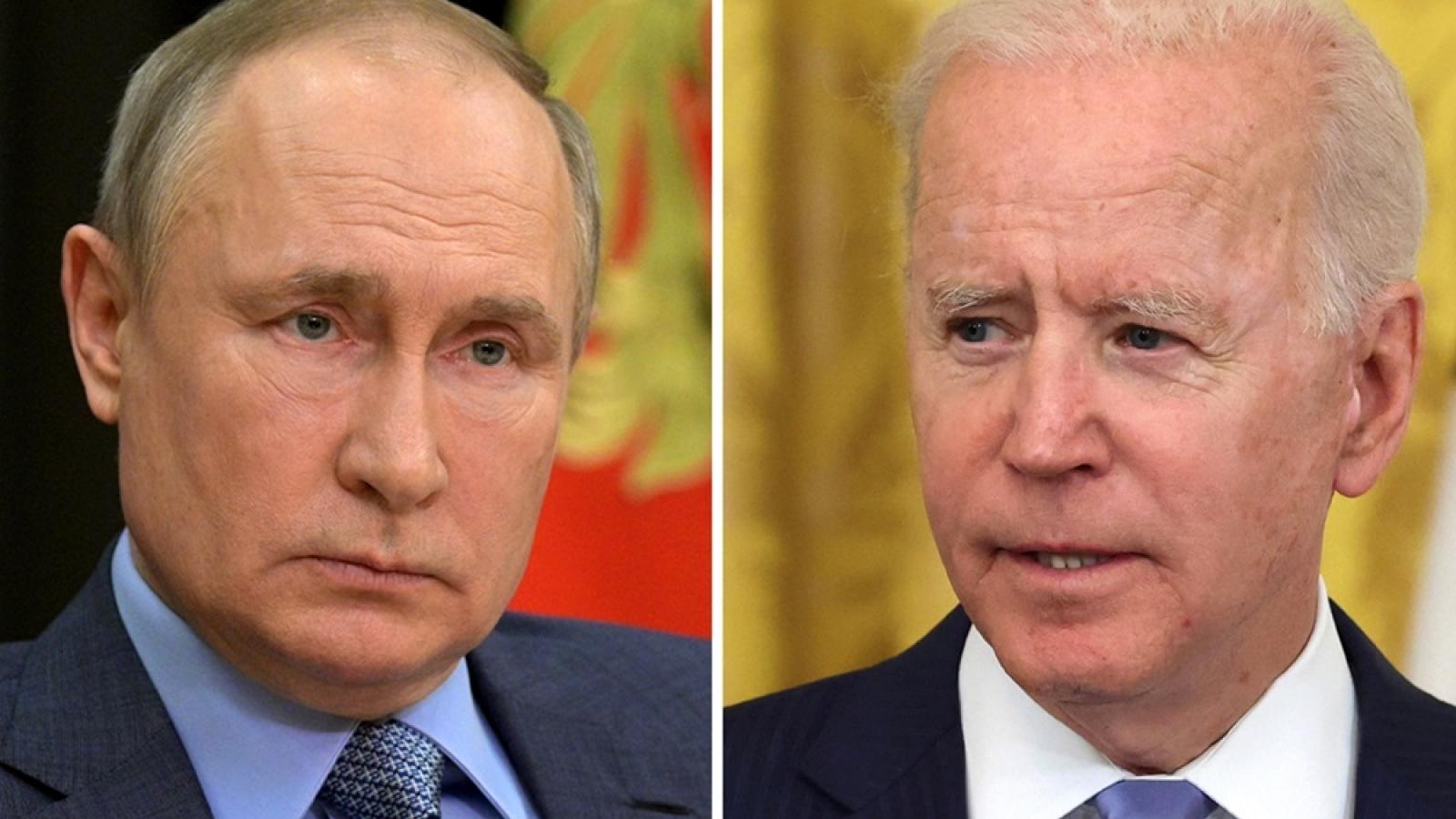 Điện Kremlin chính thức thông báo về cuộc gặp giữa Tổng thống Putin và Tổng thống Biden