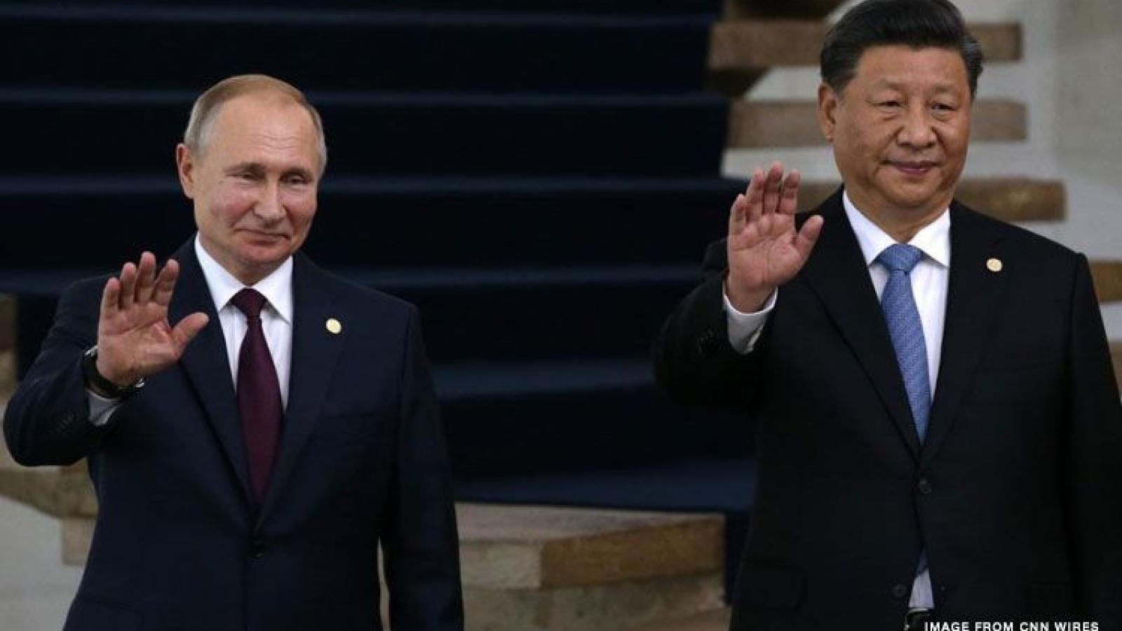 Chiến lược ngoại giao vaccine đưa Nga và Trung Quốc xích lại gần nhau