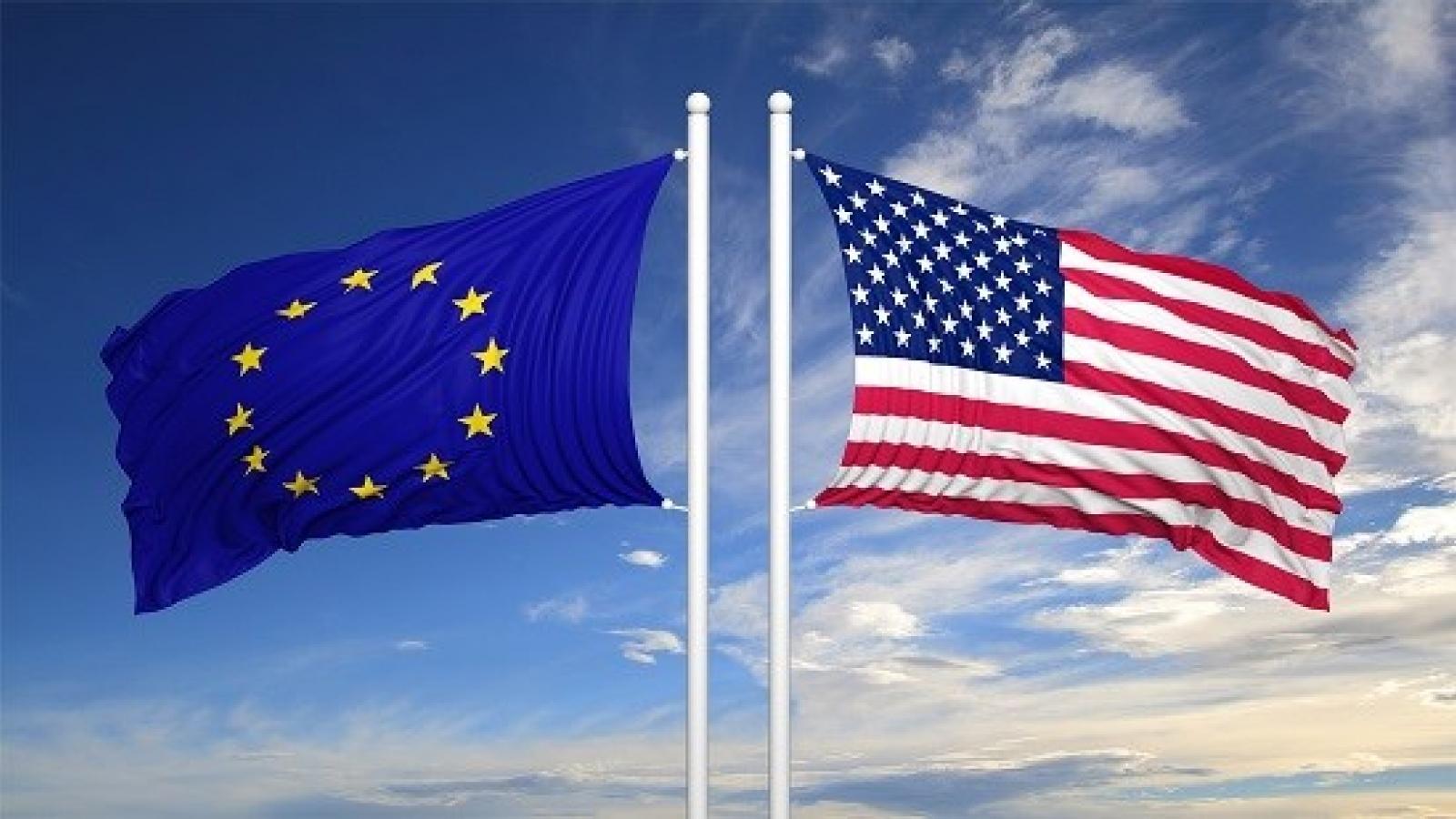 """Mỹ-EU đàm phán thuế nhôm và thép """"hợp sức"""" đối phó Trung Quốc"""