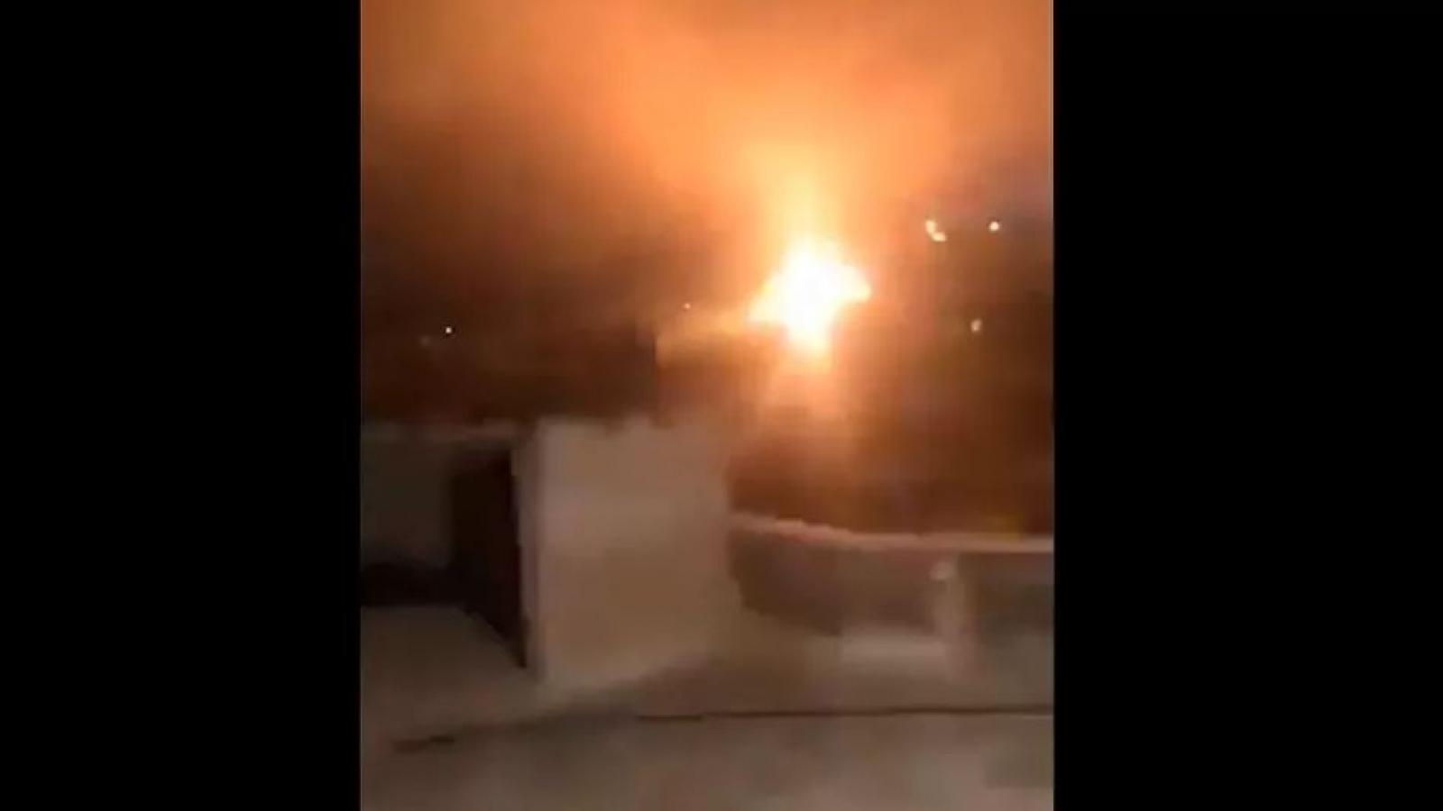 Giao tranh với Hamas chưa hạ nhiệt, Israel lại hứng rocket từ phía Lebanon