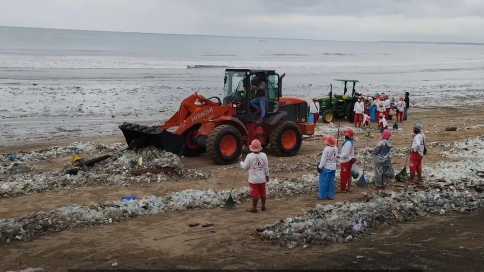 ASEAN khởi động kế hoạch hành động chống rác thải biển