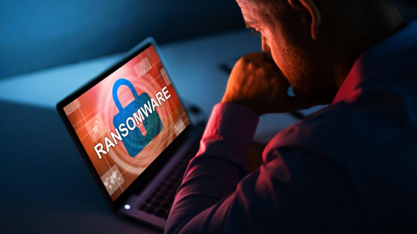 Thêm hàng loạt hệ thống bị phần mềm Ransomware tấn công