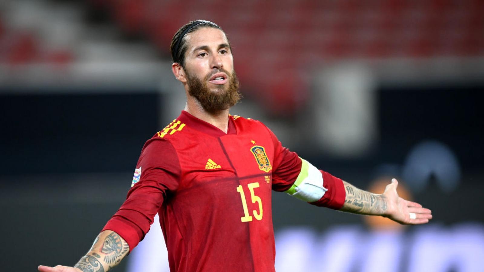 Danh sách ĐT Tây Ban Nha dự EURO 2020: Sergio Ramos bị loại, không có cầu thủ Real Madrid