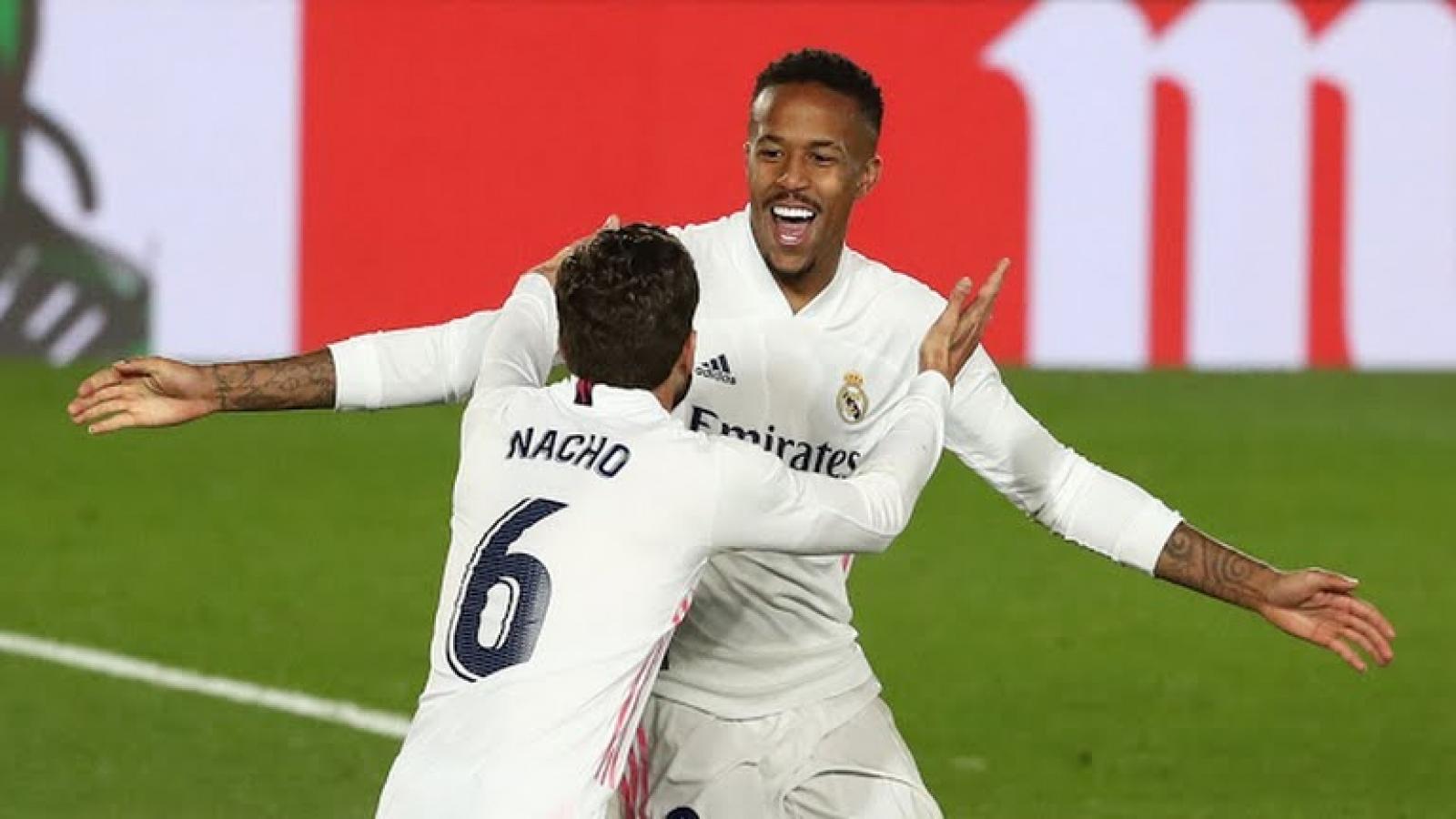 Hạ đẹp Osasuna, Real Madrid sẵn sàng quyết đấu Chelsea