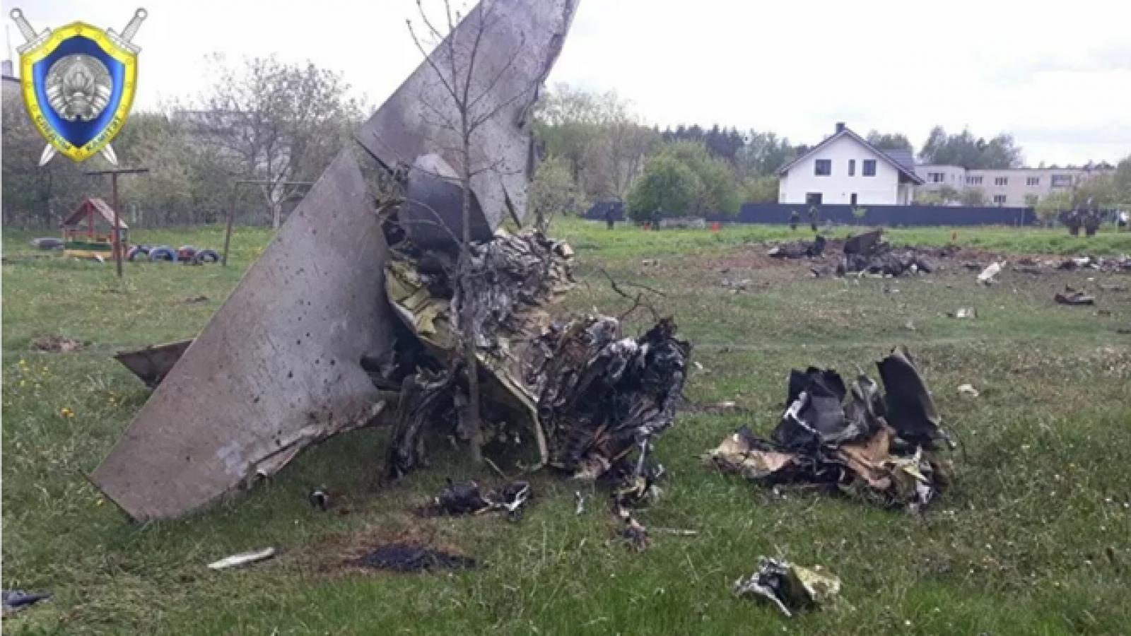 Rơi máy bay chiến đấu Yak-130 ở Belarus, hai phi công thiệt mạng