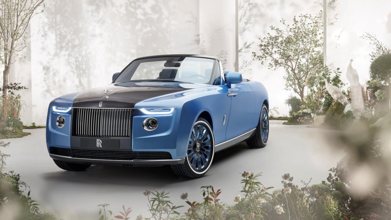 Rolls-Royce Boat Tail - Mẫu xe phá vỡ kỷ lục với ô tô siêu sang giá 28 triệu USD