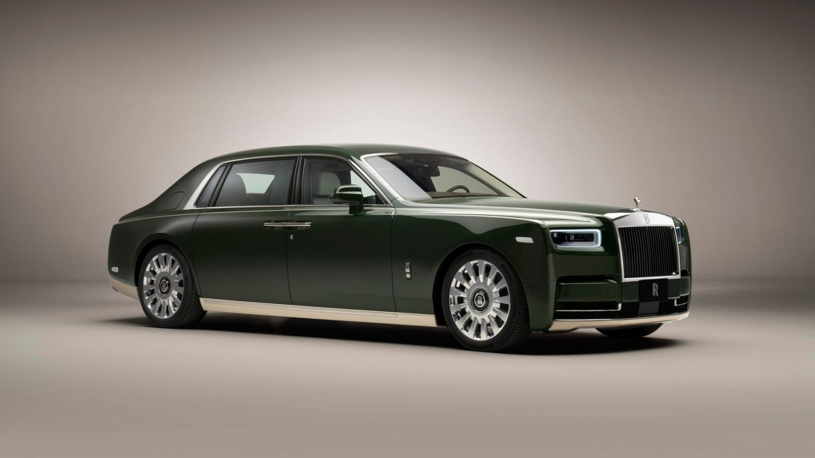 """Rolls-Royce kết hợp cùng Hermès để cho ra mắt mẫu Phantom Oribe """"có một không hai"""""""