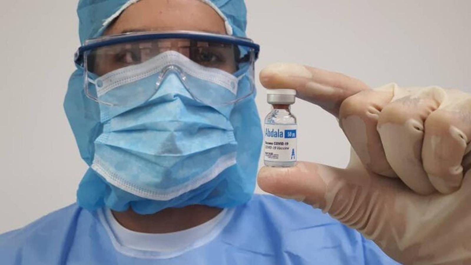 Venezuela chuẩn bị thử nghiệm lâm sàng vaccine COVID-19 của Cuba