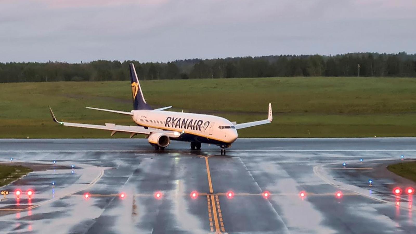 Mỹ chuẩn bị trừng phạt Belarus sau vụ ép máy bay hạ cánh