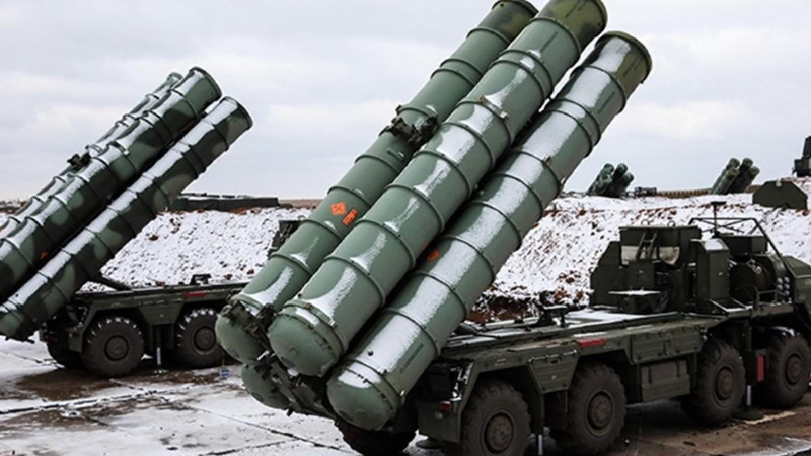 Vũ khí Nga khiến Mỹ đau đầu khi tìm kiếm đối tác chống Trung Quốc