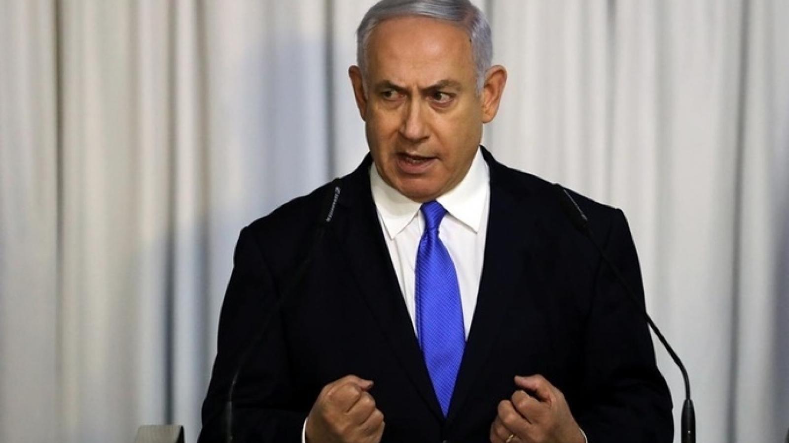 Phe đối lập tại Israel liên thủ quyết chấm dứt 12 năm cầm quyền của Thủ tướng Netanyahu