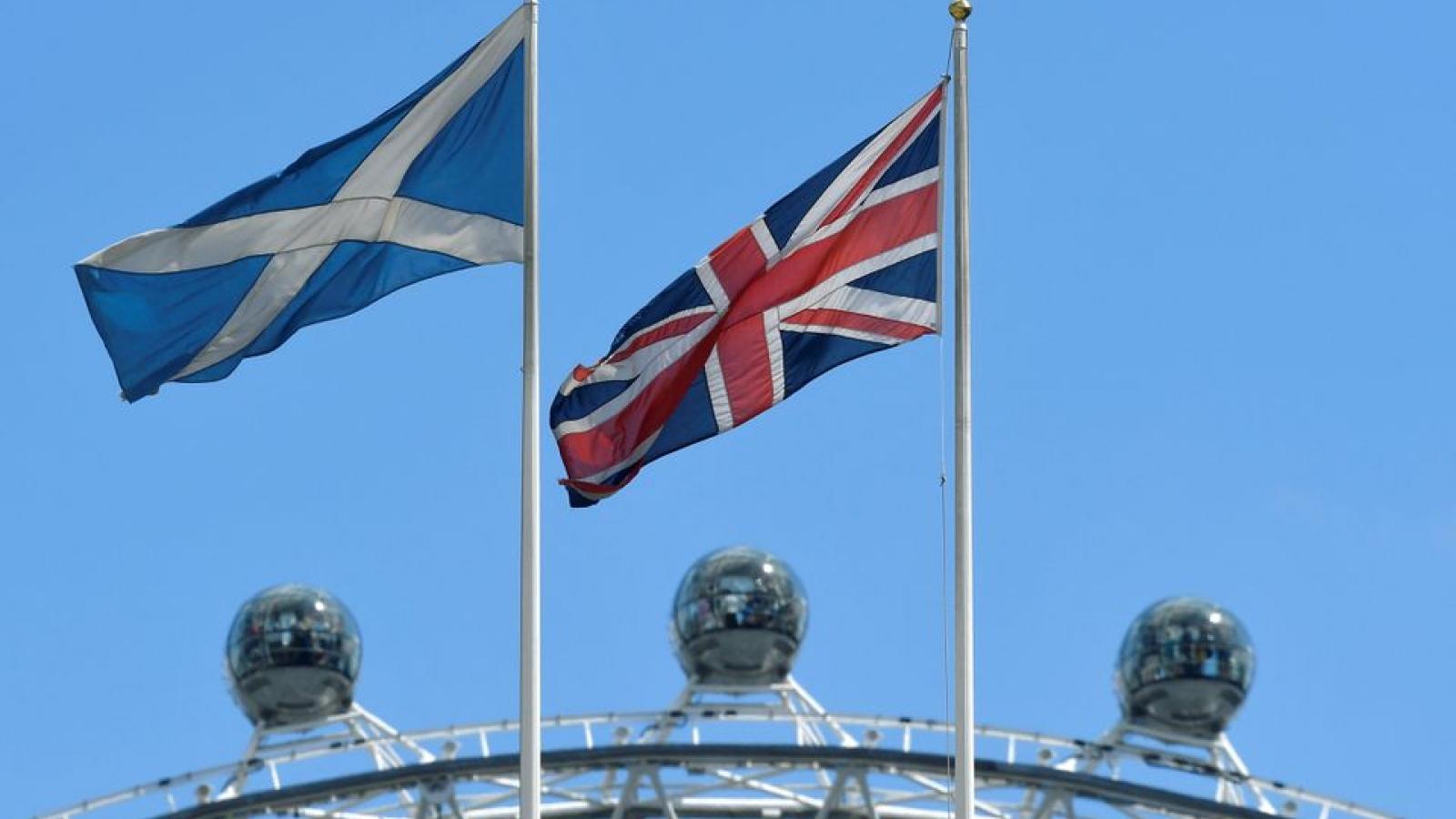 Scotland bác đề xuất đàm phán, quyết tâm tách khỏi Vương quốc Anh
