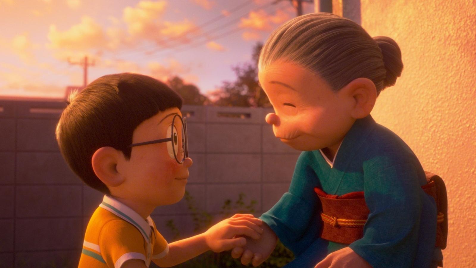 """""""Doraemon: Stand by me 2"""" hé lộ hành trình trưởng thành đầy cảm động của Nobita"""