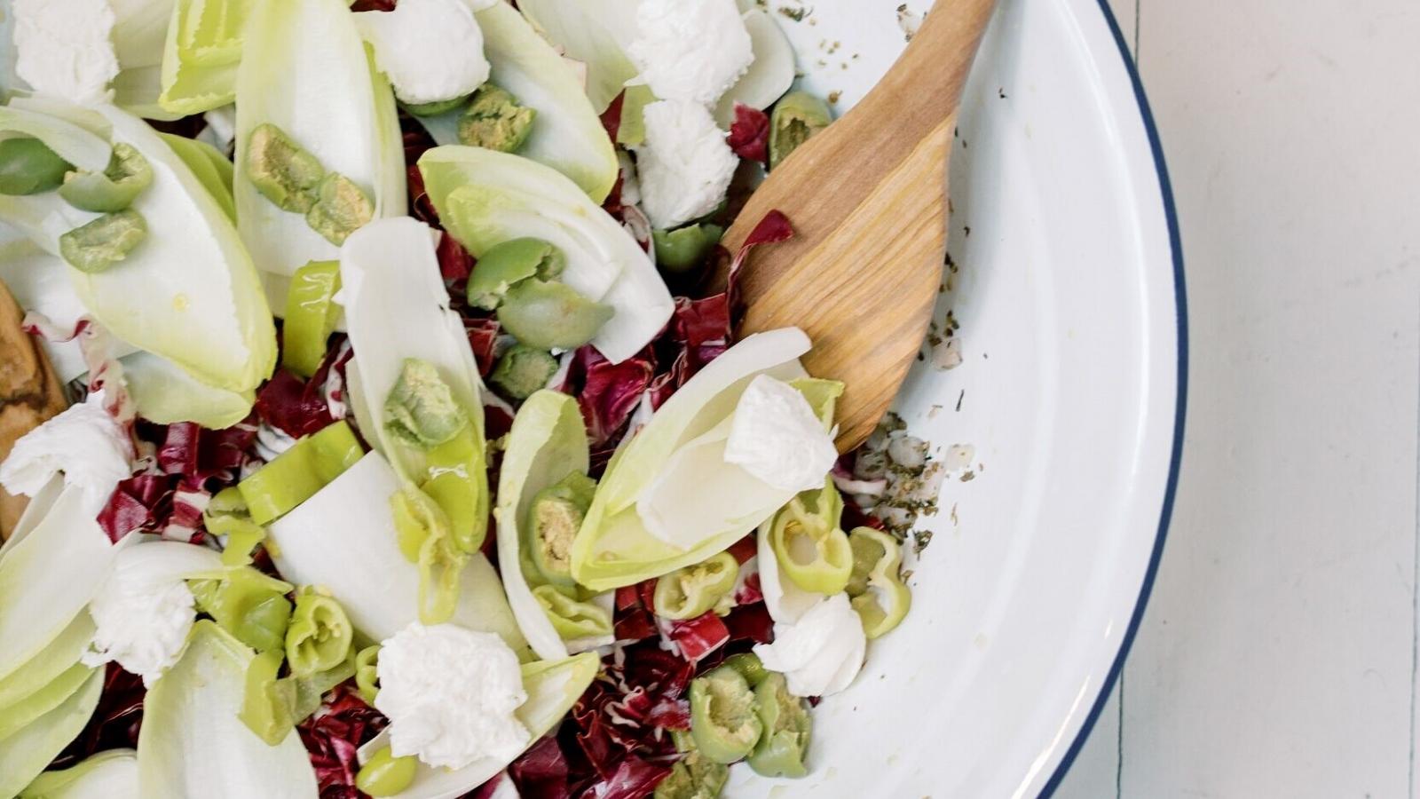 Đánh bay cơn nóng với các món salad giải nhiệt mùa hè