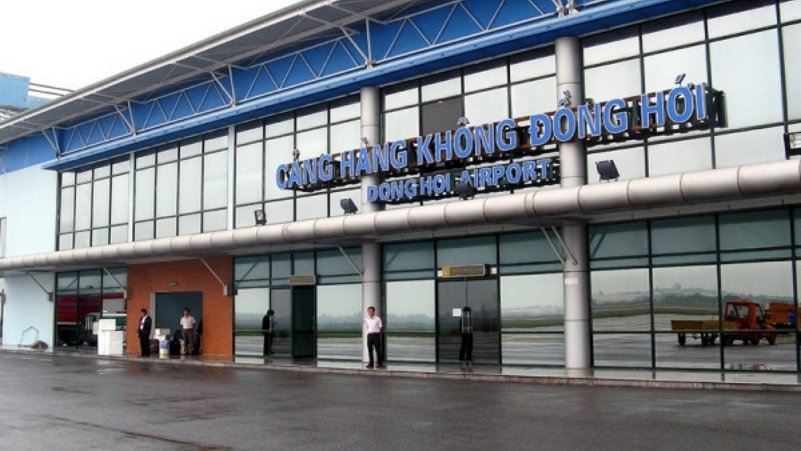 ACV đề xuất xây nhà ga sân bay Đồng Hới hơn 1.200 tỷ đồng