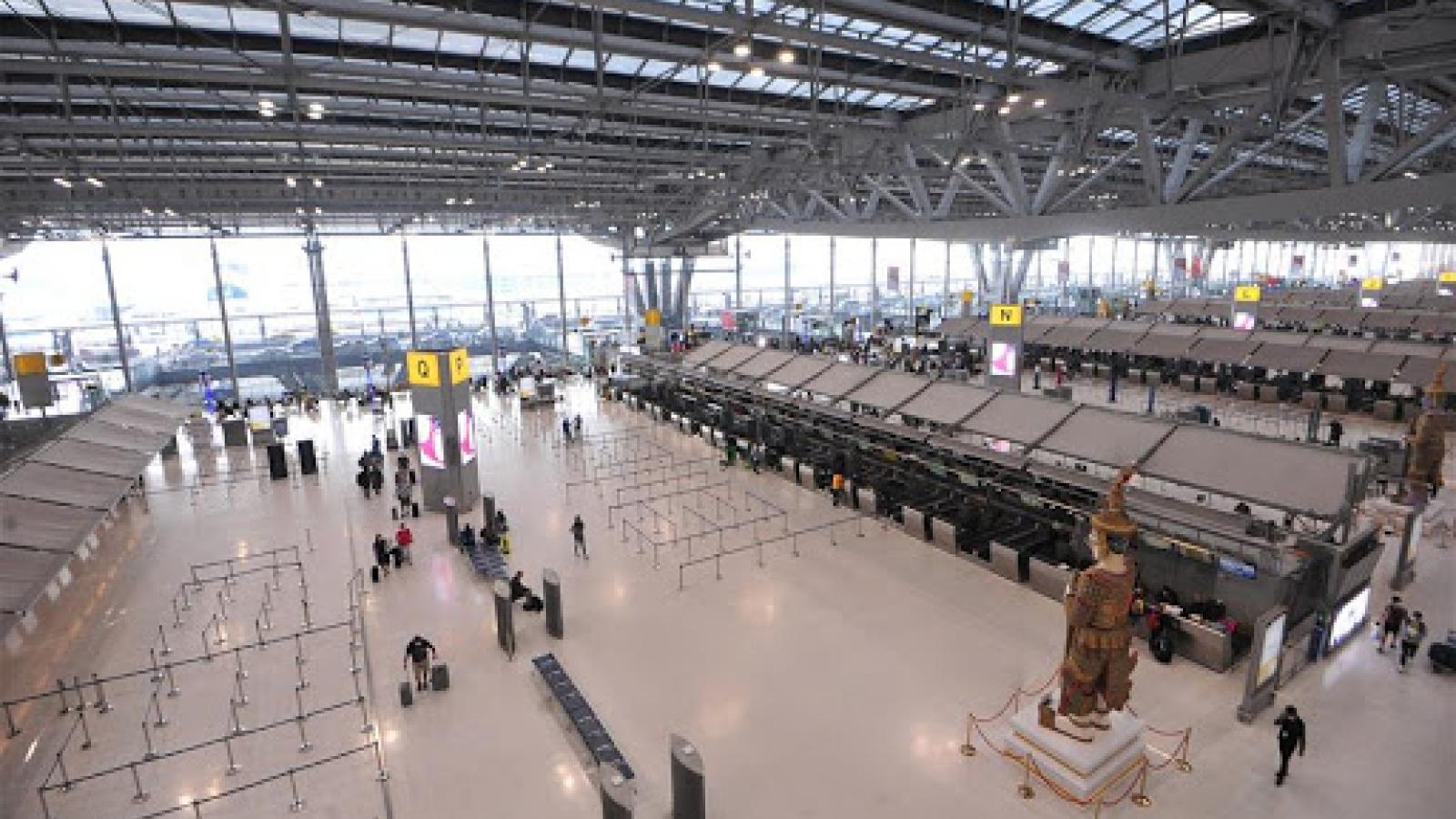 Thái Lan cấm nhập cảnh đối với người đến từ một số nước Nam Á