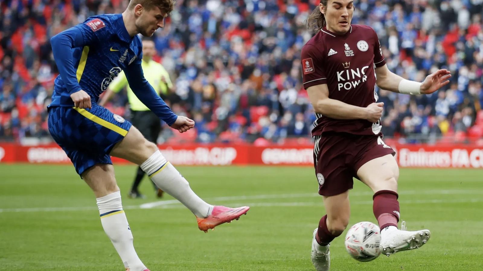 TRỰC TIẾP Chelsea 0 - 0 Leicester City: The Blues dồn ép