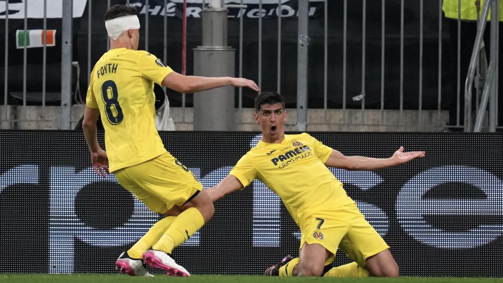 Hạ gục MU sau 11 lượt sút luân lưu định mệnh, Villarreal đăng quang tại Europa League