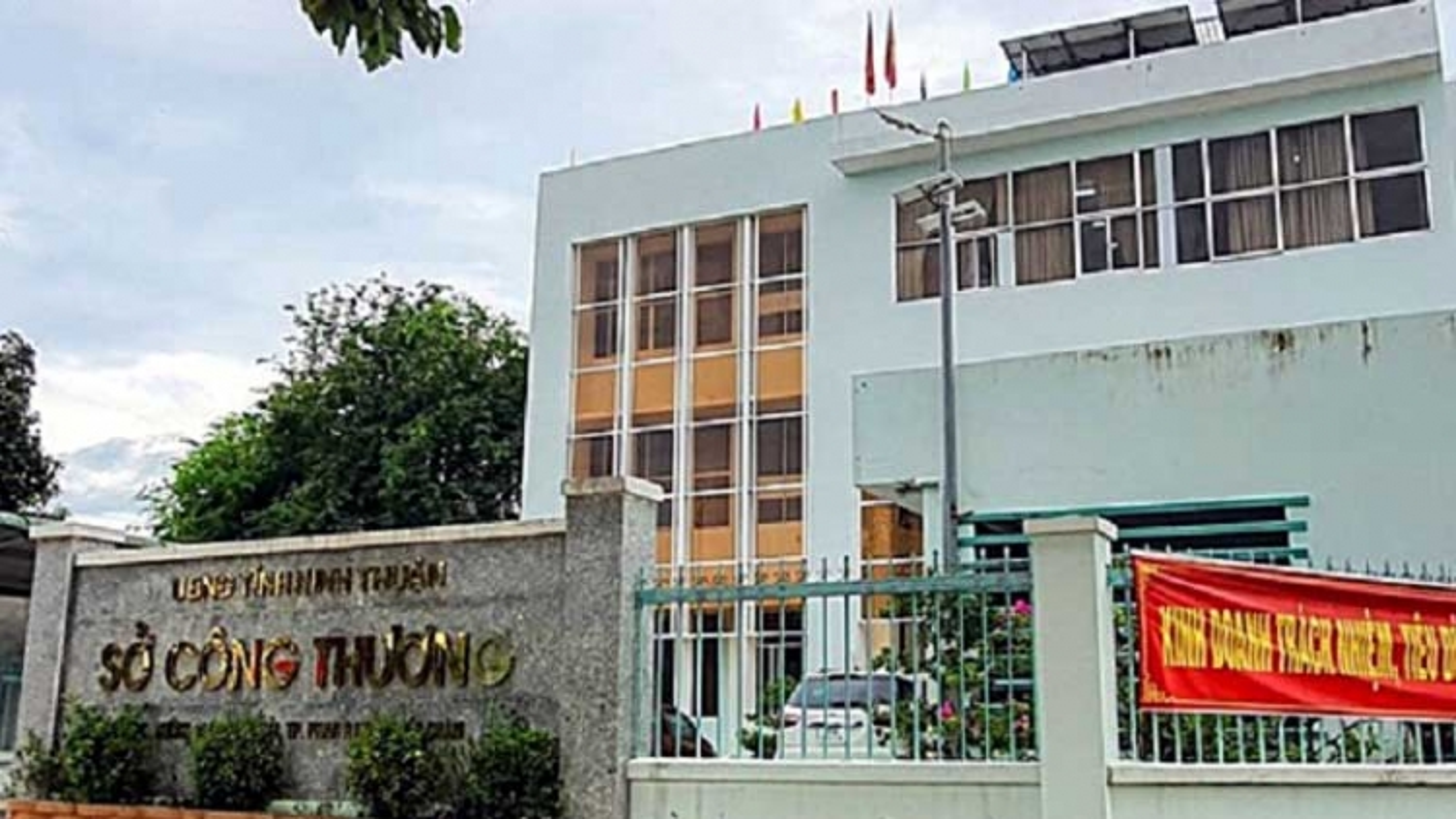 Kiểm điểm Sở Công Thương Ninh Thuận vì không tuân thủ phòng dịch