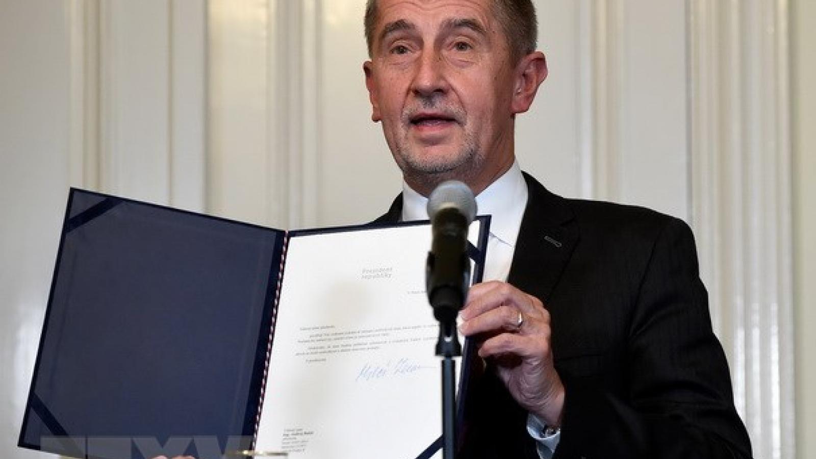 Khảo sát bầu cử Czech: Đảng cầm quyền lần đầu bị tụt xuống vị trí thứ 3