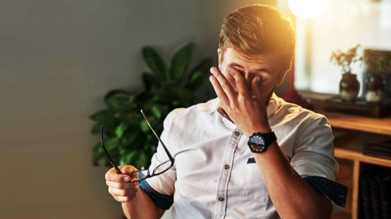 8 tác hại của việc thiếu ngủ đối với ngoại hình của bạn