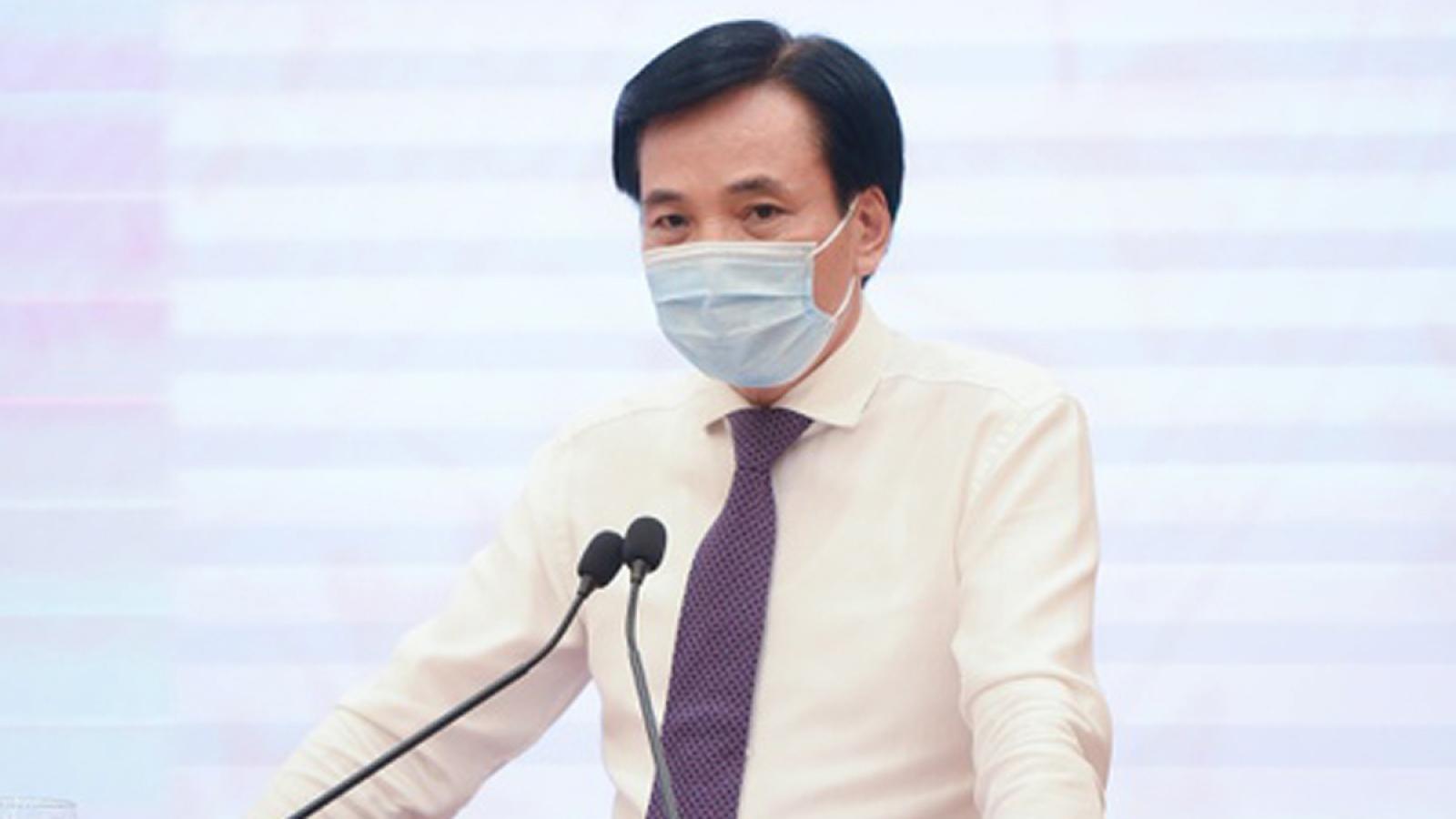 Bộ trưởng Trần Văn Sơn: Chính phủ kiên định thực hiện mục tiêu kép