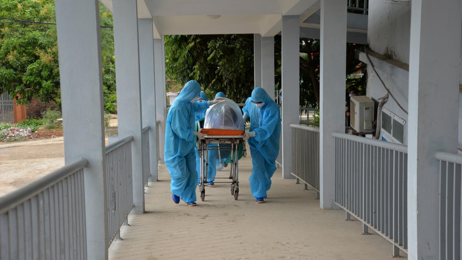 Sơn La khẩn trương truy vết hơn 60 trường hợp F1 tại huyện Vân Hồ