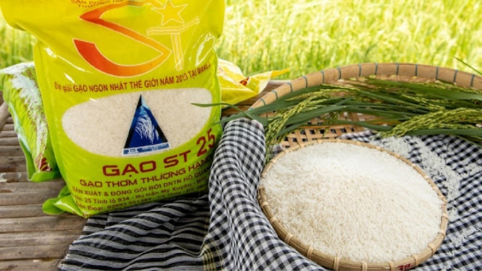 Nguy cơ thương hiệu gạo ST25 bị chiếm đoạt: Đừng chỉ đổ lỗi cho doanh nghiệp