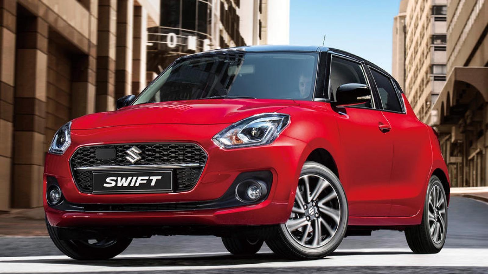Top 10 mẫu ô tô bán chậm nhất tháng 4/2021