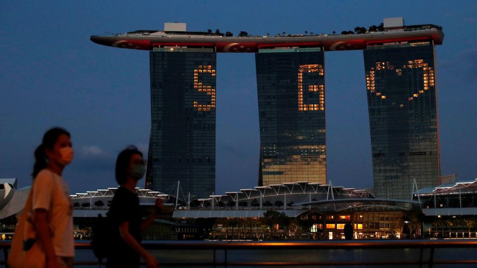 """Singapore và Hồng Kông (Trung Quốc) tiêu tan hi vọng về """"bong bóng du lịch"""""""