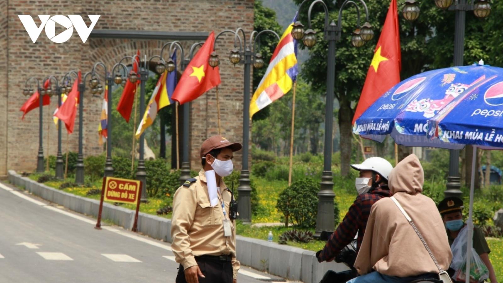 Nhân viên khu du lịch Tam Chúc (Hà Nam) dương tính với SARS-CoV-2