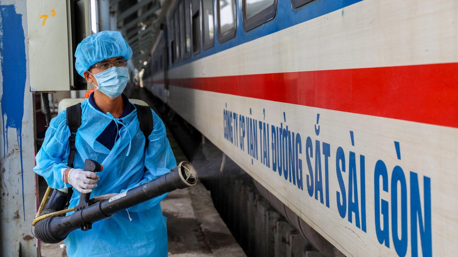 Bệnh nhân COVID-19 ở Quảng Trị đi tàu SE4, nhân viên nhà tàu có bị cách ly?