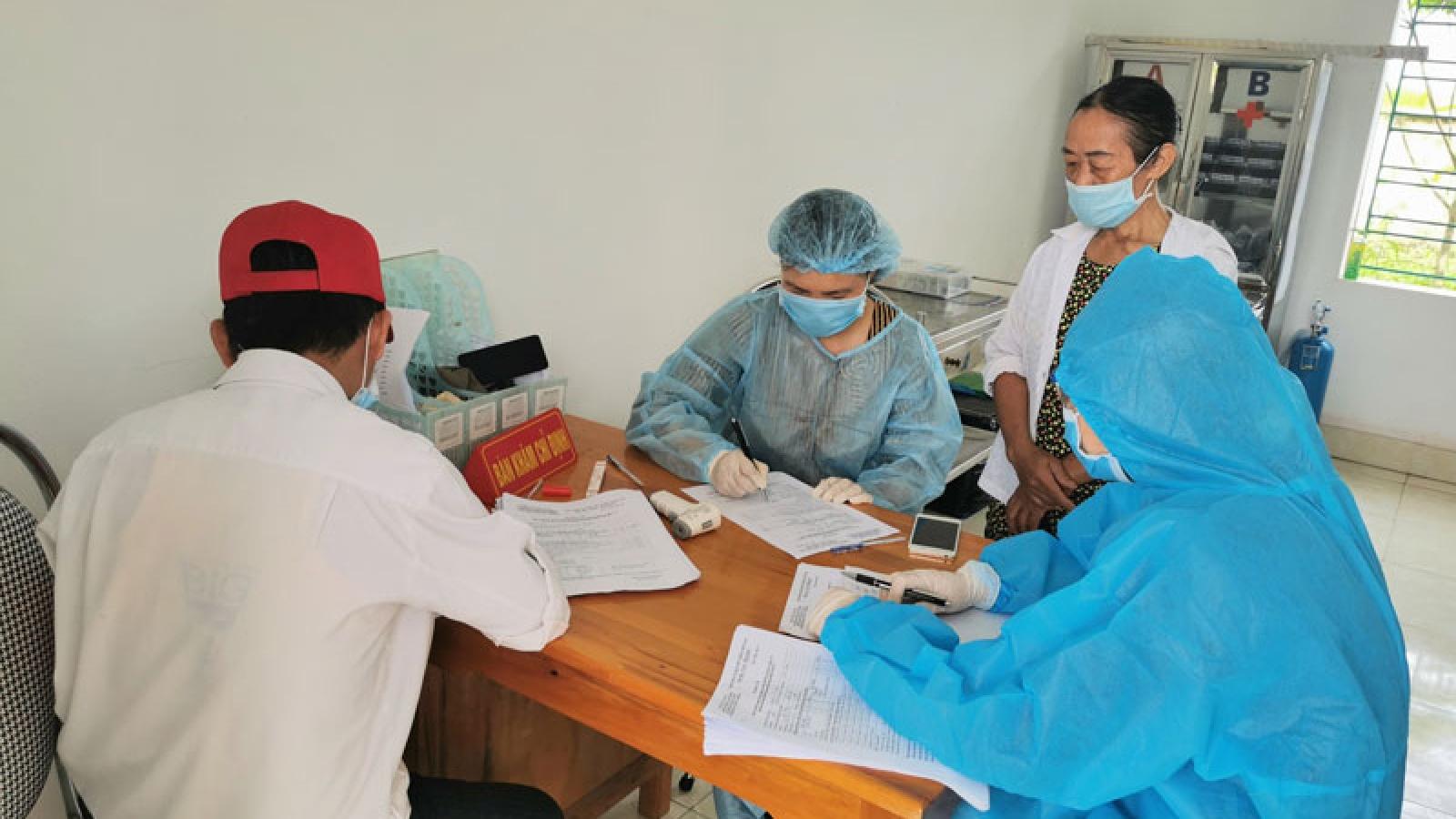 Thái Bình ghi nhận thêm 1 ca dương tính với SARS-CoV-2 sau 5 lần xét nghiệm