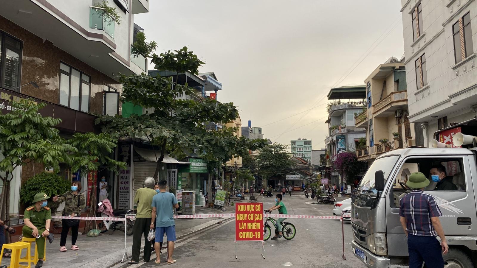 Quảng Ninh rà soát các trường hợp đi, về từ Bệnh viện Nhiệt đới TW cơ sở 2