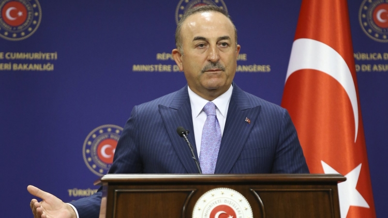 Thổ Nhĩ Kỳ kêu gọi Hy Lạp giải quyết các vấn đề bằng chính đôi tay của mình