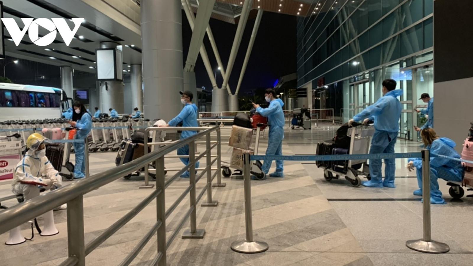 Việt Nam sẽ linh hoạt chính sách xuất nhập cảnh, phù hợp với thực tiễn dịch Covid-19