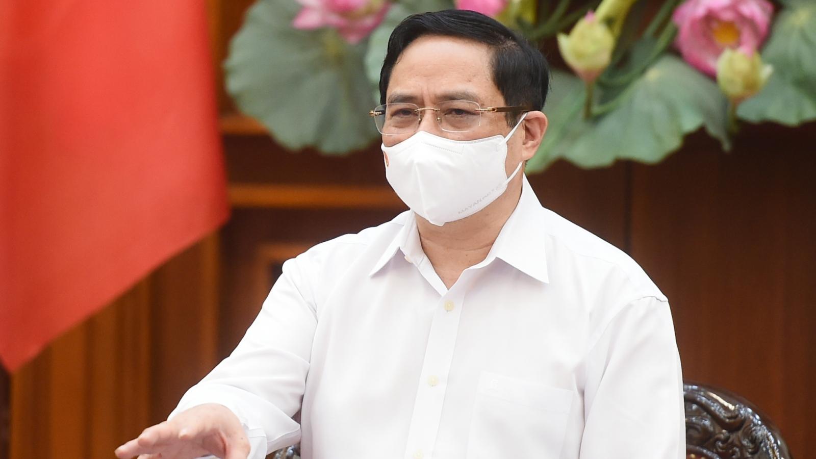 Thủ tướng kêu gọi toàndân tự giác thực hiện nghiêm quy định phòng, chống dịch