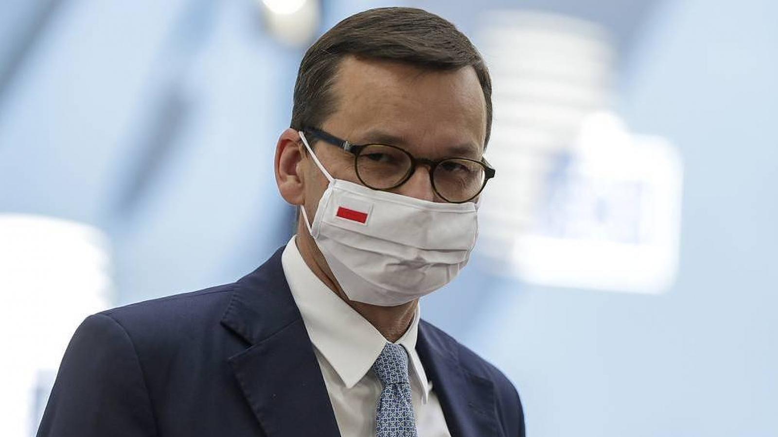 Ba Lan kêu gọi EU áp đặt các biện pháp trừng phạt Belarus sau vụ Ryanair