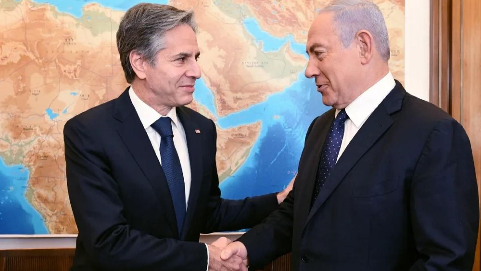 Thủ tướng Israel cảnh báo nếu Hamas tấn công